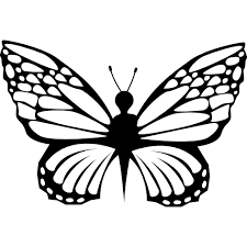 Delicacy Of Butterfly Shapes Icons Free Download
