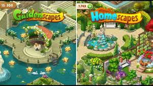 Design Games Like Homescapes Gardenscapes Homescapes Areas Tour Ios Android