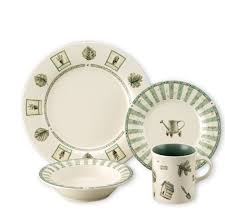 Patterned Dinnerware Sets Unique Inspiration Ideas