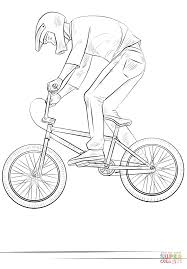 Bmx Biker Coloring Page Png 824 1186 Bmx Pinterest Bmx
