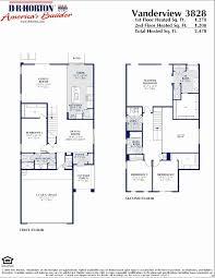 dr horton floor plans best of stock lennar homes inside recent dr horton floor plans best