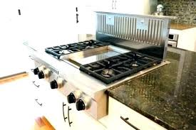 inch downdraft gas range stove top full image for decorative covers with viking cooktop 30 downd