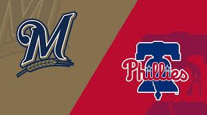 Philadelphia Phillies Vs Milwaukee Brewers 5 24 19