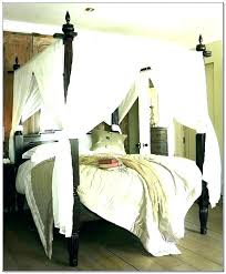 four poster canopy bed – cedarcliffs.org