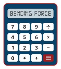 Punch Tonnage Chart Hydraulic Press Calculator Press Brake Tonnage Bending