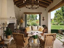 covered outdoor spaces indoor