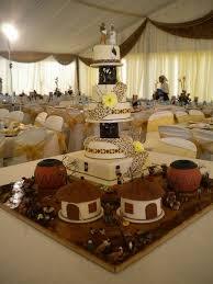 10 African Inspired Wedding Cakes Knotsvilla Wedding Ideas