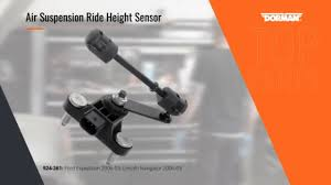 Check Suspension Light On 2006 Ford Expedition Highlighted Part Suspension Ride Height Sensor For Select Ford Expedition Lincoln Navigators