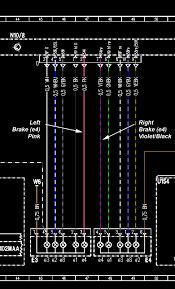 brake light wiring diagram mercedes ml350 brake light wiring audipages ml350 brake light electrical repair brake light wiring diagram