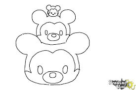 Awesome To Do Tsum Coloring Pages Printable Dumbo Disney Free
