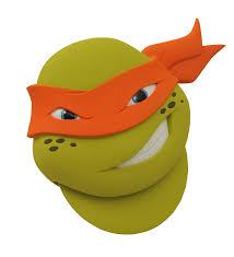 ninja turtles michelangelo face. To Ninja Turtles Michelangelo Face