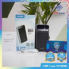 SẠC DỰ PHÒNG HAPOR HP-R9 10.000MAH Cho iPhone Huawei Samsung Xiaomi Oppo  Vivo Realme 2 Cổng USB TP SHOP chính hãng