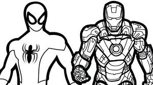 Color by number summer coloring pages for kids printable | 123 kids fun apps. 16 Iron Man Coloring Page Pdf Superhero Coloring Pages Superhero Coloring Spiderman Coloring