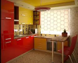 Yellow And Red Kitchen Yellow And Red Kitchen Interior Design Ideas And Photo Gallery