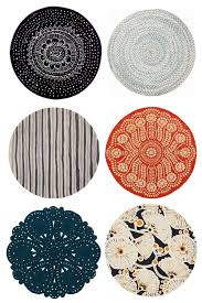 small round rug on area rugs home depot