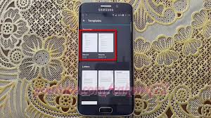 Resume Edge Google Docs How to get Resume Templates on Samsung Galaxy S100 or 97