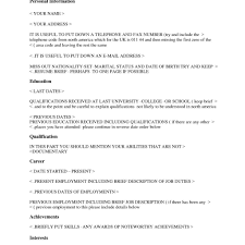 Mba Resume Examples Examples Of Resumes