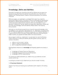 Summarize Your Special Skills Or Qualifications Summarize Your