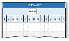 passwords template free printable password log excel template