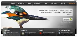 Inkscape Graphic Design Software Inkscape Is Professional Quality Vector Graphics Software
