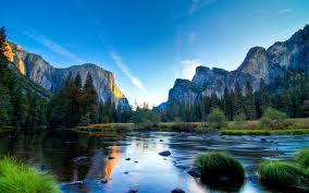Yosemite National Park Wallpaper HD ...