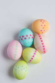 Easter Eggs Decoration Design 100 cool Easter egg decorating ideas all about color Easter Egg 2