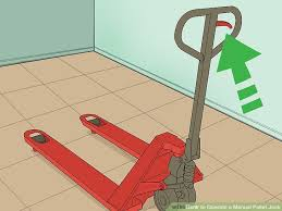 3 Ways To Operate A Manual Pallet Jack Wikihow