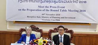annual development cooperation forum set to take place in vientiane on 4 5 december vientiane 9 11 2018 national media was invited