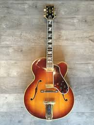 1964 Gibson Johnny Smith Sunburst > Guitars Archtop Electric & Acoustic |  SS Vintage