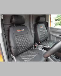 volkswagen vw caddy black seat covers