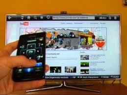 samsung tv internet. samsung d8090 smart tv - internet-browser trnd tv internet l