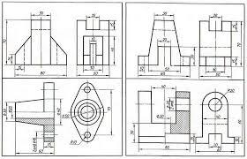 КОС по дисциплине Инженерная графика Тема 2 4 Техническое рисование Графические работы № 11