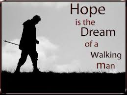 Dream Hope Quotes Best of Hope Quotes Hope Is The Dream Of A Walking Man