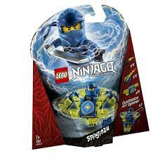 LEGO NINJAGO Con Quay Lốc Xoáy Sấm Sét 70660