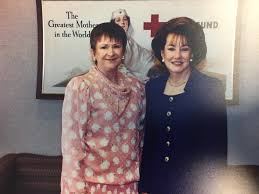One Woman's 50-Year Journey with the Red Cross