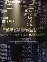 monster can nutrition facts. Contemporary Nutrition Monster Assault Energy  Nutrition Facts Throughout Can Facts G