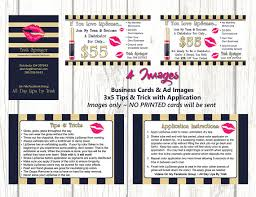 3x5 business cards digital images lipsense business card and application and