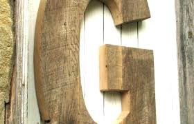 big wood letters s large wooden hobby lobby
