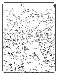 little einsteins coloring pages getcoloringpages com