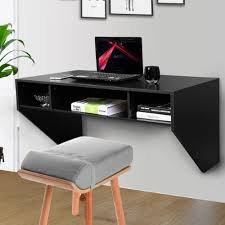 jaxpety wall mounted floating desk with