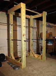 diy exercise equipment projects homemade power rack homemade weights and strength training projects