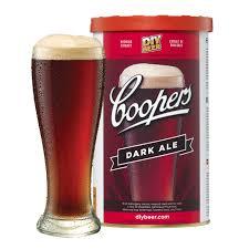 coopers dark ale diy beer kit