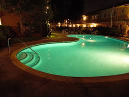 Pool Night Swimming Free photo on Pixabay