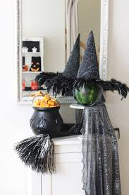 Witch Decorating Halloween Decorations Witch