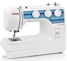 <b>JANOME TC</b> 1222s Электромеханическая <b>швейная машина</b>