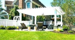 wall mounted pergola kit fiberglass with retractable canopy 3m x 4m