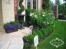 Gardening Ideas For Front House 14 Flower Bed Designs For Front House  Pabburi