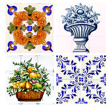painted tile designs. Hand Painted Tiles Tile Designs I