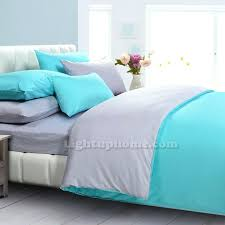 turquoise and gray bedding and gray duvet cover solid bedding turquoise and gray bedding
