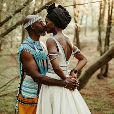 an authentic xhosa wedding ceremony in